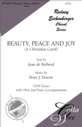 Beauty Peace And Joy Peter J Durow